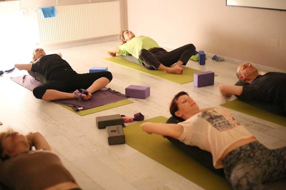 Yoga studio zagreb