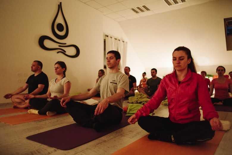 Tratak, pranayama & Yoga NIdra